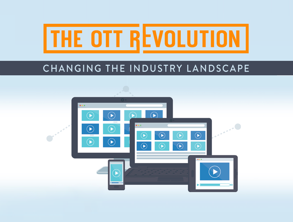 What Makes OTT Revolutionized?