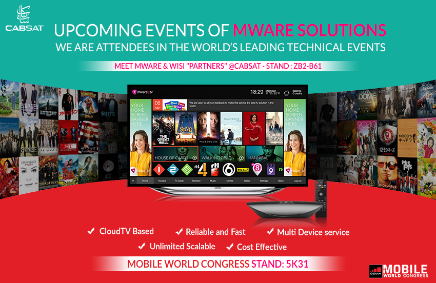 Highlights of the Upcoming events of MWARE Solutions!